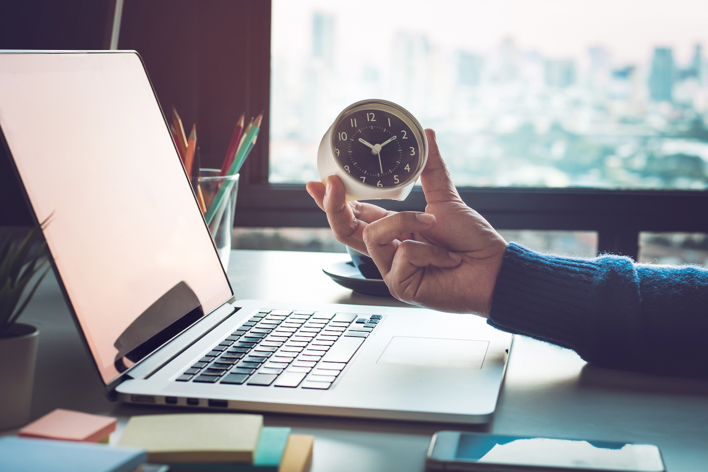 To Improve Your Time Management Skills, Do These 4 Things