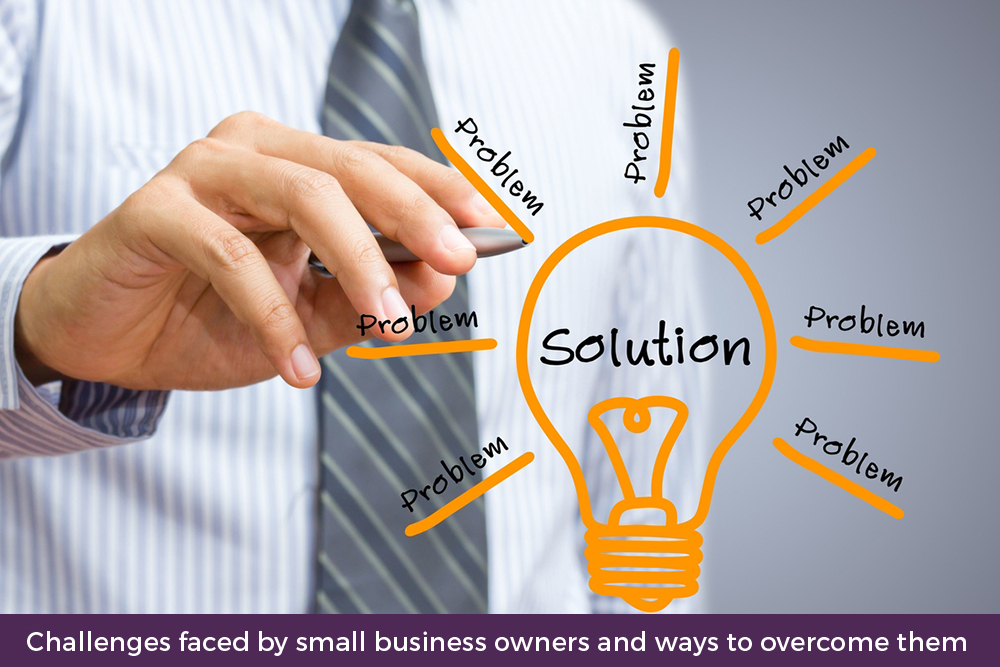 Top 3 Challenges Small Business Owners in Canada Face