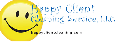 Happy Client Cleaning