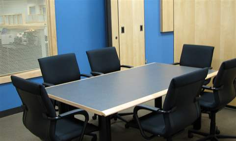 Picture of the Room Being Reserved